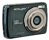 Easypix Swing Digitalkamera (10 Megapixels, 6,9 cm (2,7 Zoll) Bildschirm, HD-Video) schwarz
