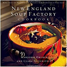 New England Soup Factory book.