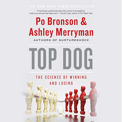 Top Dog audiobook cover art