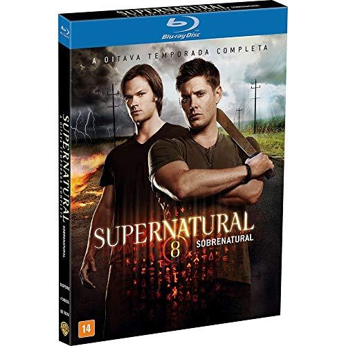 Supernatural 8A Temp [Blu-ray]