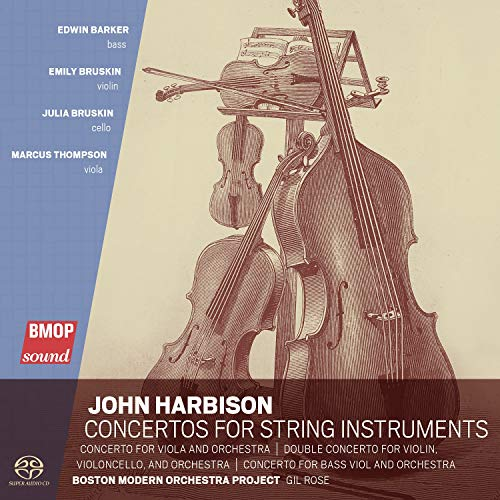 John Harbison: Concertos for Str...