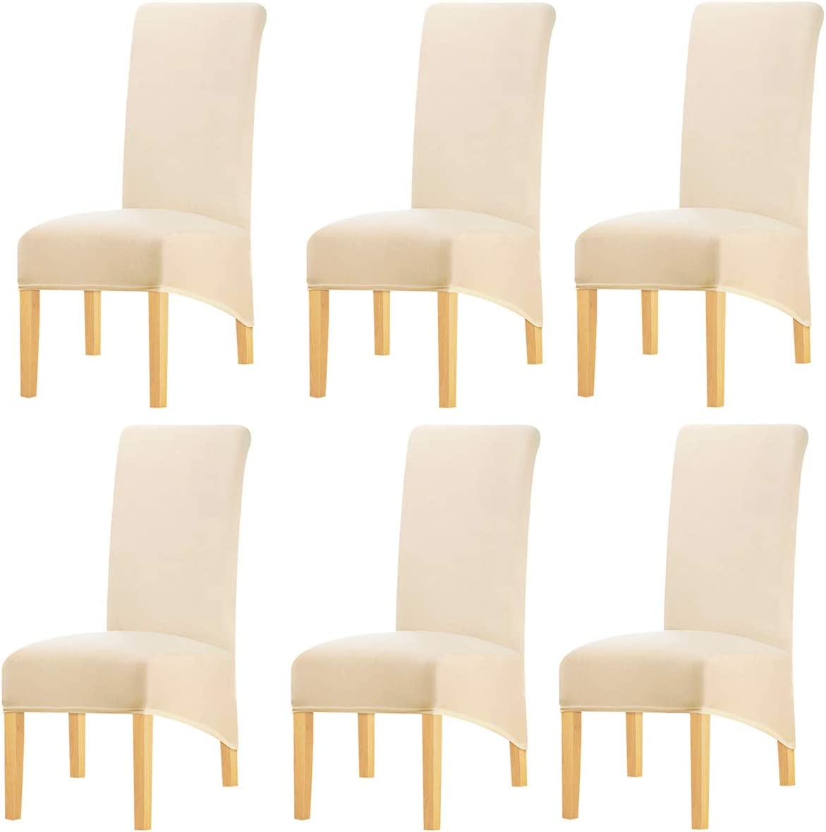 KELUINA Large Spring new work one after another Dining Chair XL Covers Room special price Slipcover
