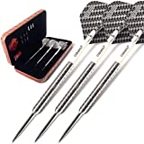 CUESOUL Swift Series 24g Super Slim Tungsten Steel Tip Darts Set