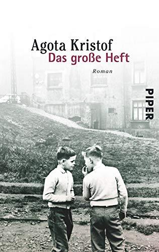 Buchseite und Rezensionen zu 'Das große Heft: Roman' von Agota Kristof