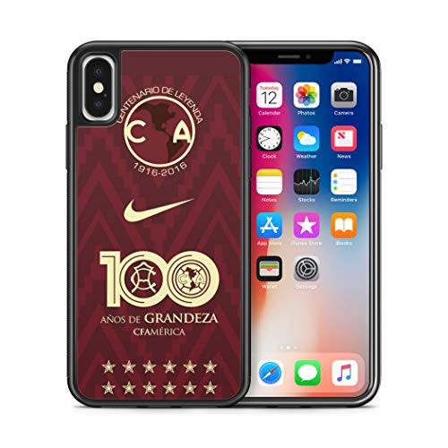 Top club america iphone x case for 2020