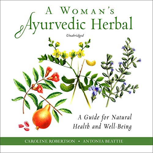 Couverture de A Woman's Ayurvedic Herbal