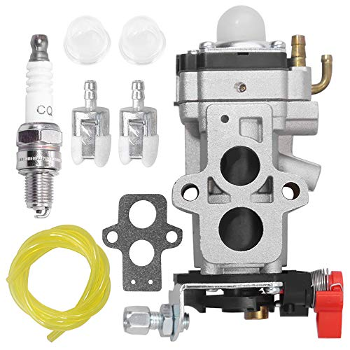 Carburetor W/Gasket Fuel Line Spark Plug For Husqvarna 350BT 150BT Backpack Leaf Blower Redmax EBZ8000 EBZ8000RH EBZ8500 EBZ8001 EBZ8050 EBZ8050RH Back Pack