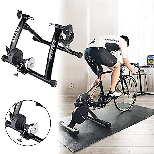 YUXINCAI Vélo D'intérieur Trainer Bike Platform...