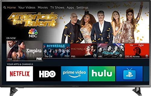 "Insignia - 55"" Class – LED - 2160p – Smart - 4K UHD TV with HDR – Fire TV Edition"