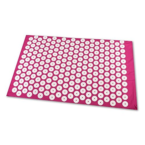 Shanti Akupressur Nagelmatte Akupunktur Yoga Entspannung Gesundheit 65cm pink