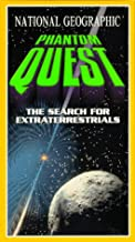 National Geographic's Phantom Quest: The Search for Extraterrestrials VHS