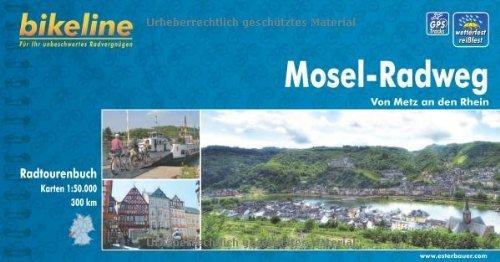 Mosel Radweg von Metz an den Rhein GPS wp by Bikeline(2012-04-17)