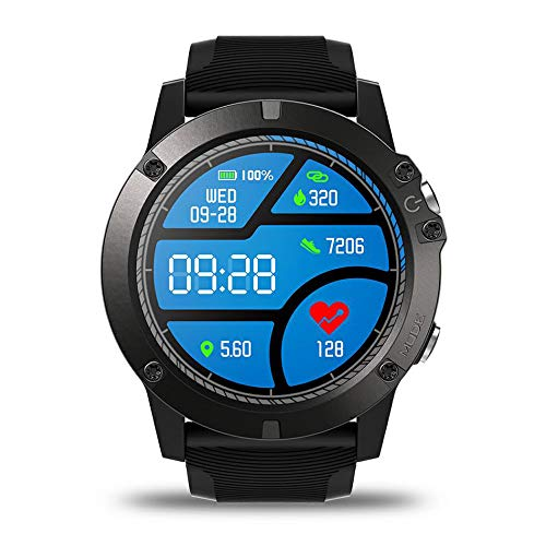 Guangmaoxin Zeblaze Vibe 3 PRO Smartwatch Digitale Sportivo, Impermeabile IP67, Bluetooth Smart Watch con Monitor della Frequenza e Cardiaca Fitness Tracker