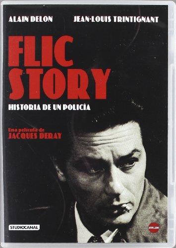 Flic Story (Import Dvd) (2012) Alain Delon; Jean-Louis Trintignant; Renato Sal