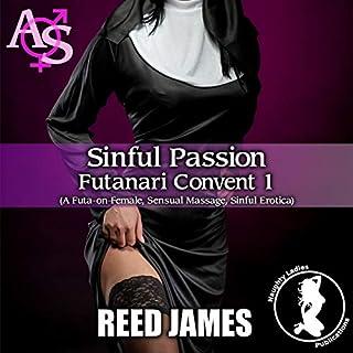 Sinful Delights: Futanari Convent audiobook cover art