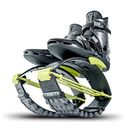 Kangoo Jumps XR3 Model (Black & Yellow, Small)