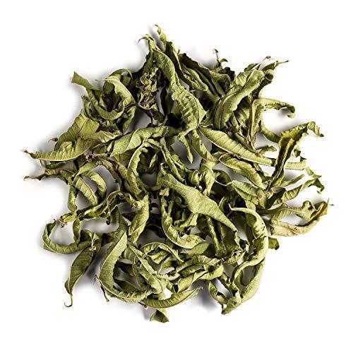 Lemon Verbena Kräutertee Bio Handverlesen - Verbena Kräuter Tee Griechenland - Verveine - Luisa - Luiza Biologischem Anbau - Aloysia Triphylla - Cedron 100g