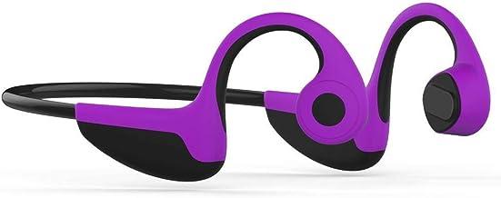 MYXMY Bluetooth Headphones,Slim Lightweight Wireless Earphones, IPX5 Sweatproof Sports Headphones Suitable for Playtime fo...