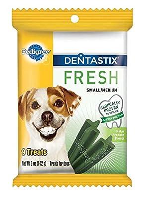 PEDIGREE DENTASTIX Fresh Dental Dog Treats