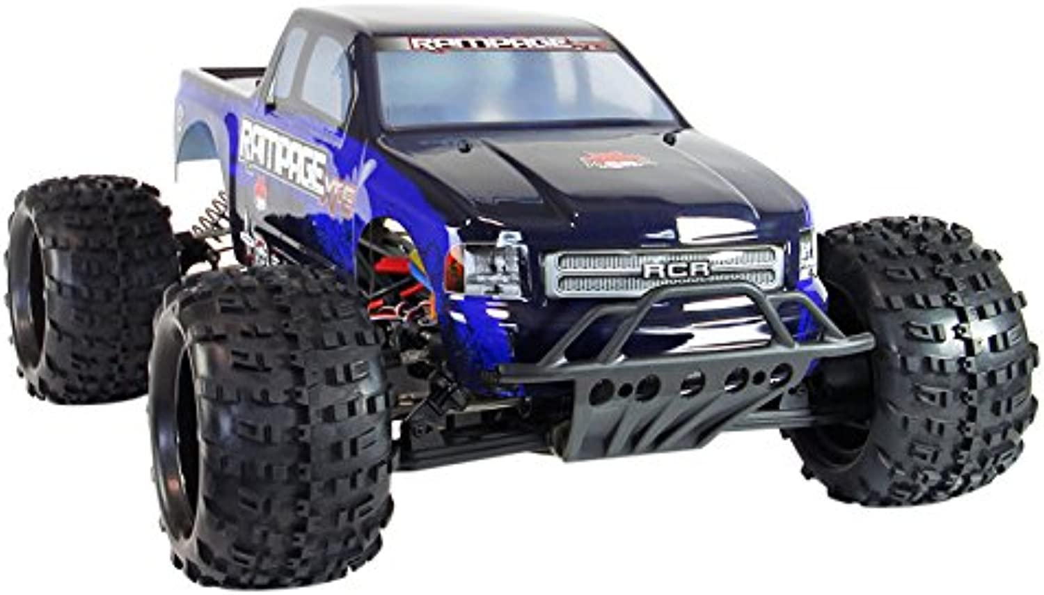 Redcat Racing Rampage XTE 1 5 Electric Monster Truck
