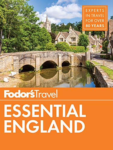 Fodor's Essential England (Full-color Travel Guide)