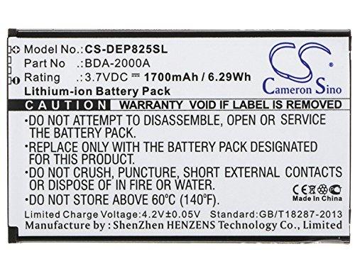 Bateria Para ro Liberto 825 Doro BDA-2000A