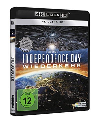 Independence Day: Wiederkehr (+ 4K Ultra HD-Bluray) [Blu-ray]