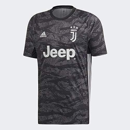 adidas Herren Juve Gk Jsy Hemd, schwarz/weiß, L