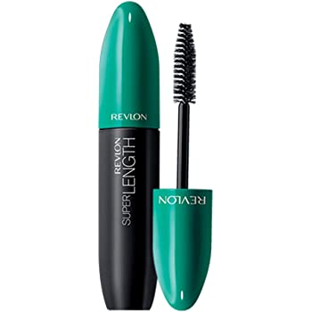 Revlon Super Length Mascara - Waterproof, Blackest Black, 0.28 fl oz