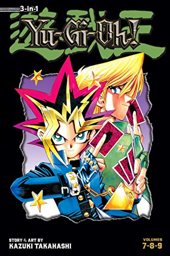 Yu-gi-oh! 3: 3-in-1 Edition (Volumes 7-8-9): Includes Vols. 7, 8 & 9: 7-9