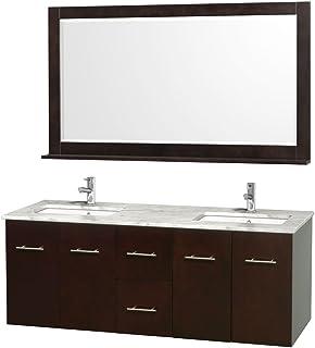 Amazon Com Two Sinks Vanity Sink Tops