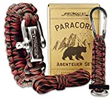 Visionquest Paracord Armband-Set