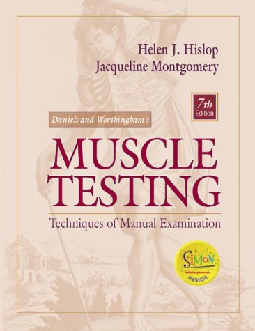 Daniels and Worthingham's Muscle Testing: Techniques of Manual Examination