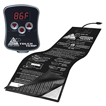 INNOMAX Thermal Guardian Touch Temp Solid State Hardside Waterbed Heater Full Watt
