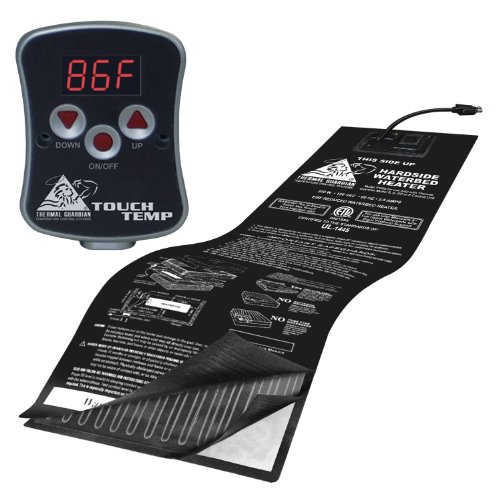 INNOMAX Thermal Guardian Touch Temp Solid State Hardside ...
