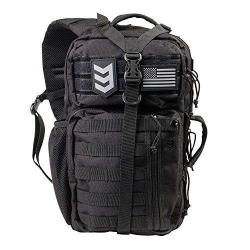 3V Gear Outlaw - Gear Slinger Shoulder Sling Pack (Black)