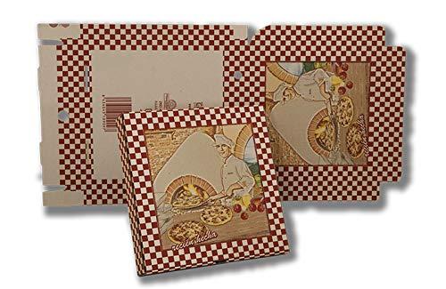 Chiner - Caja de Pizza (26 x 26 (100 unds.))