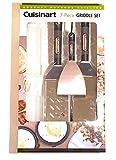 Cuisinart Juego de planchas de 7 piezas (2 espátulas, 2 anillos de huevo, 2...