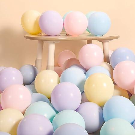 Party Pastel Balloons 100 Pcs 10