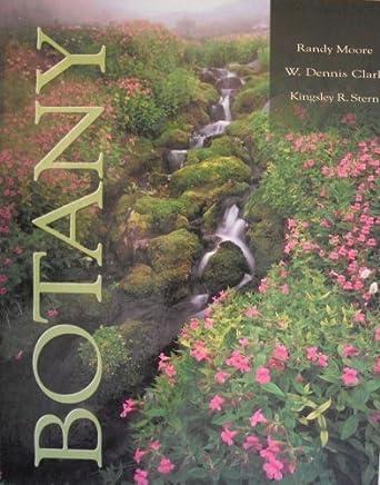 Botany by W. Dennis Clark (1995-01-30)