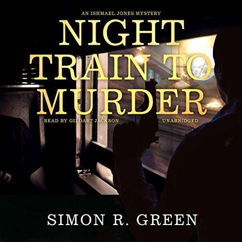 Night Train to Murder: An Ishmael Jones Mystery, Book 8