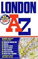 London A-z (Street Atlas)