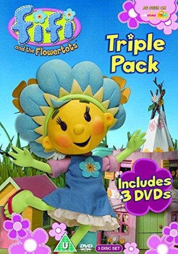 Fifi & the Flowertots - Triple Pack Box Set [3 DVDs] [UK Import]