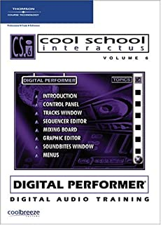 Cool School Interactus, Digital Performer (Csi Master)