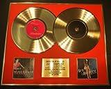 Amy Winehouse Disque d'or double CD édition limitée Coa Frank & Back to Black
