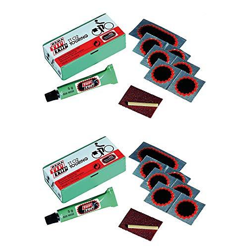 2 x Tip-Top Reparaturset Flickzeug TT02