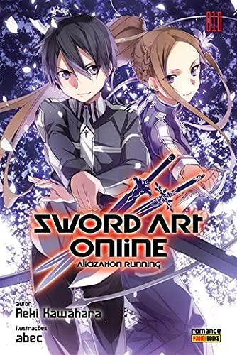 Sword Art Online Vol. 10: Alicization Running