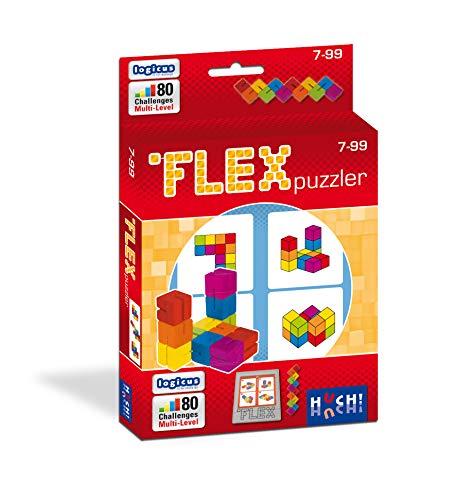 Flex puzzler   Puzzle de lógica tridimensional [Importado de Alemania]
