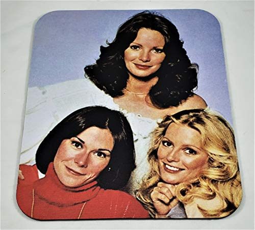 Charlie's Angels Computer Mouse PAD (1/4 Inch Thick)