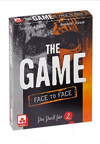 NSV - 4049 - The Game - Face to Face - Kartenspiel